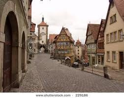 Rothenburg Germany Stock Photo 229186 Shutterstock Attractions In Germany Cities In Germany Famous Places