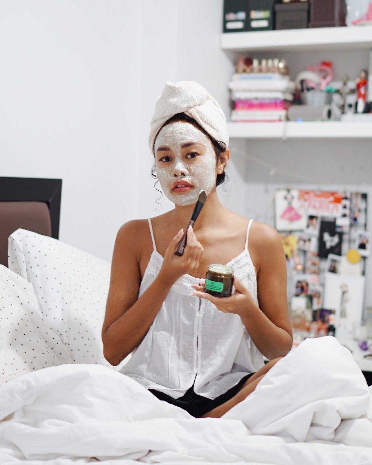 Photo of Japanese Matcha Tea Mask