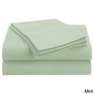 Superior Vibrant Wrinkle Resistant Microfiber Deep Pocket Bed