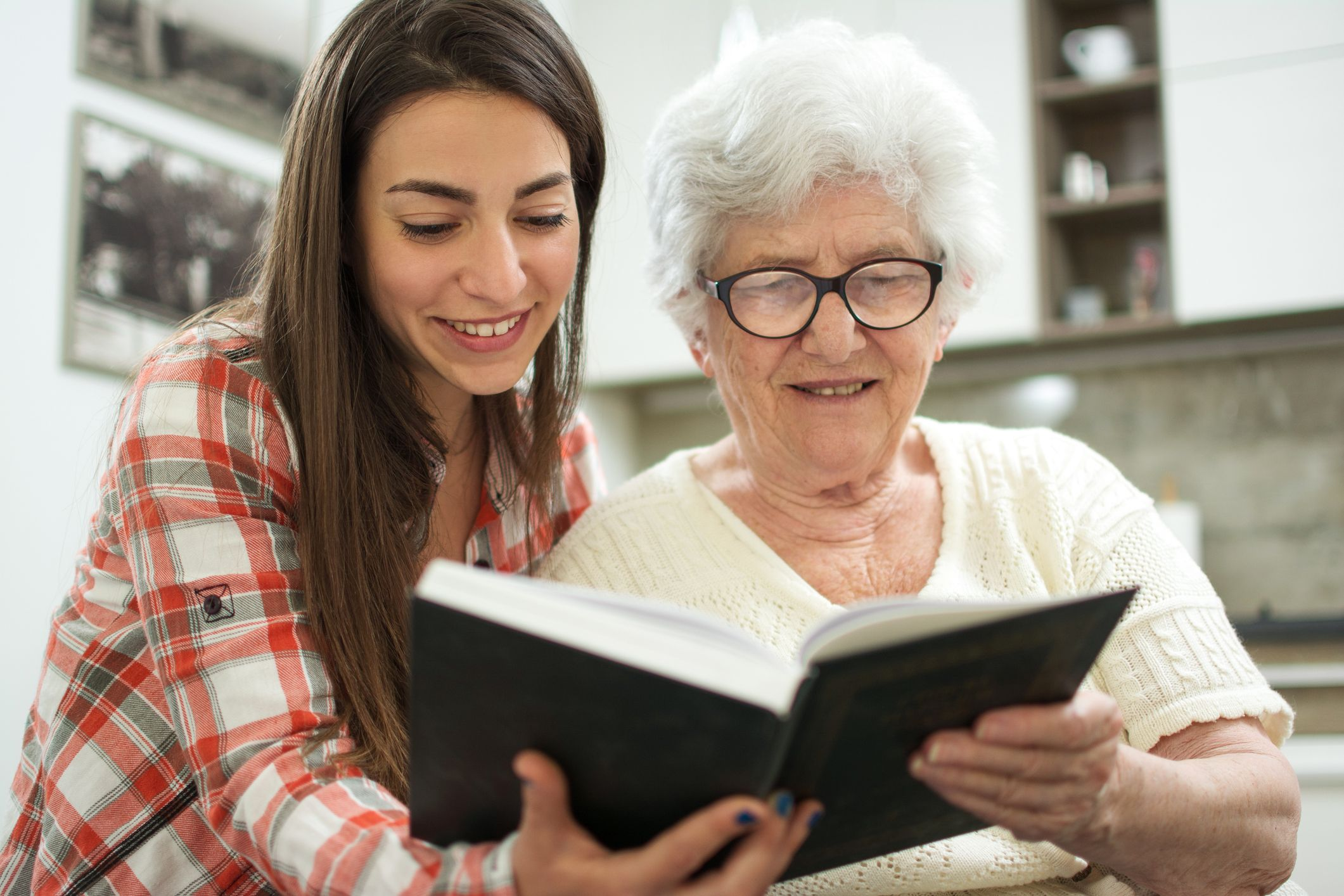 Living with dementia: Life story work proves successful