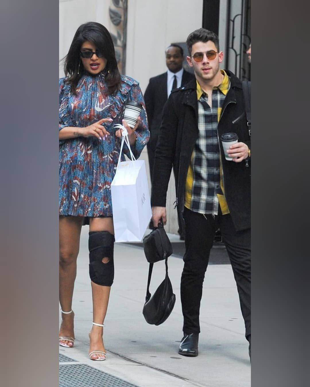 Priyanka Chopra Is Happiest To Be Back In NYC With Nick