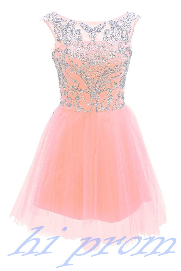 Burgundy Homecoming Dress,Pink Homecoming Dresses,2015 Tulle ...