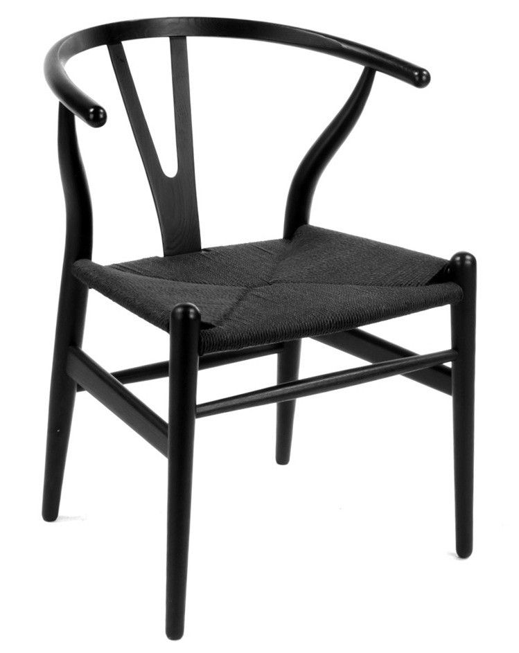 Y Chair Wishbone CH24. Design Stoelen.