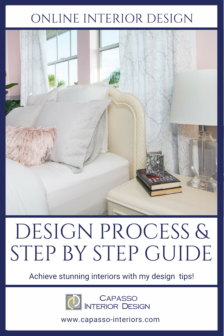 My Remodeling And Design Process Step One And Two Online Interior Design Design Design Process Steps