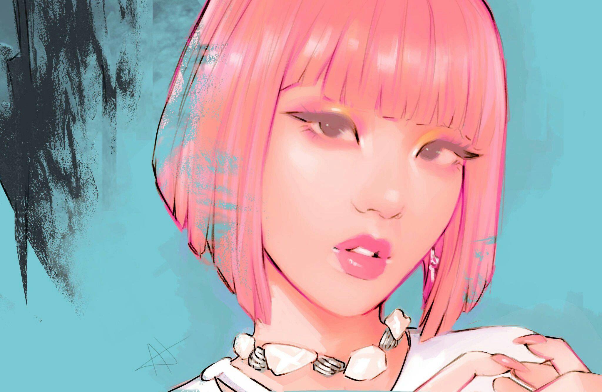 BLACKPINK Jisoo fanart Kpop fanart, Blackpink jisoo, Fan art