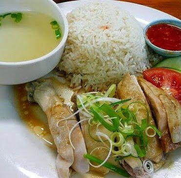Kekwamerahjambu Nasi Ayam Hainan Resepi Hainan Chicken