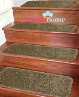Best Set Of 7 Stair Rug Carpet Stair Treads Non Slip Skid 640 x 480