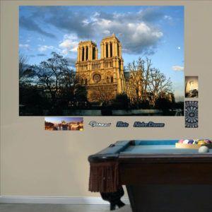 Notre Dame Wall Murals httpewachinfo Pinterest Notre dame