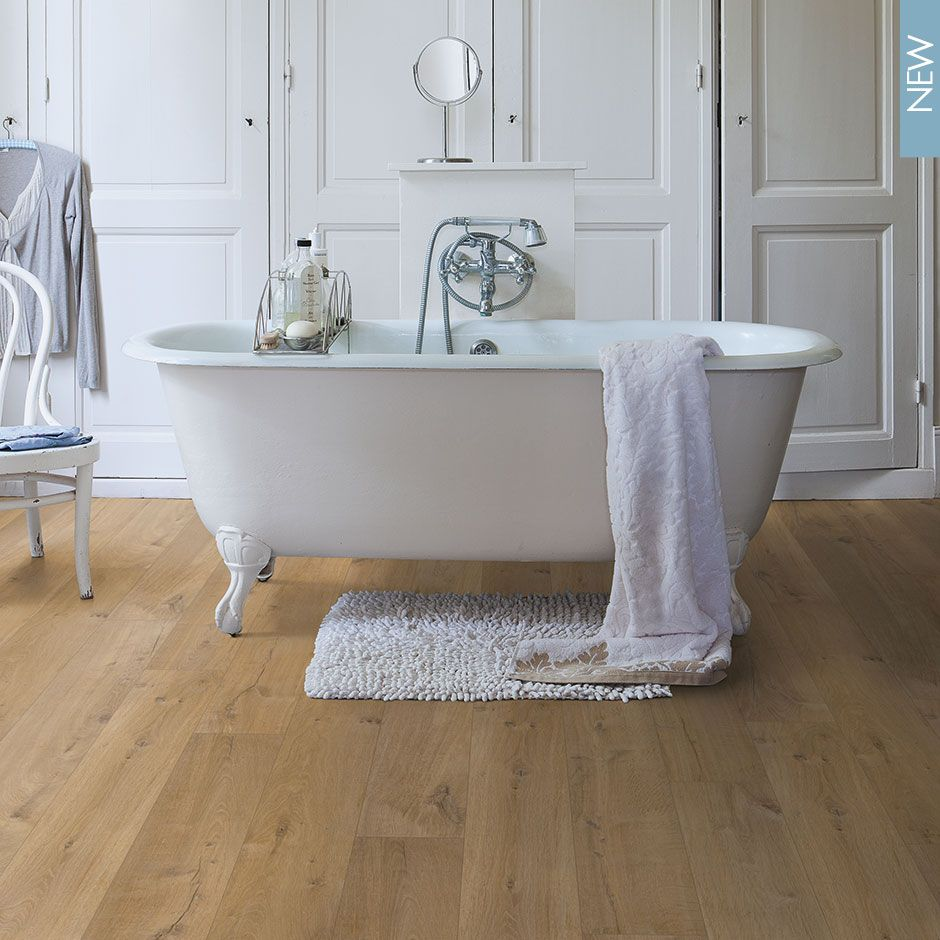 Quick Step Impressive Ultra Soft Oak Natural Floors