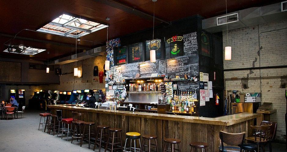 barcade2 in 2019 | Best bars in nyc, Williamsburg bar, New ...