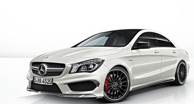 2015 Mercedes Benz Cla 45 Amg In Pictures With Images Cla 45 Amg