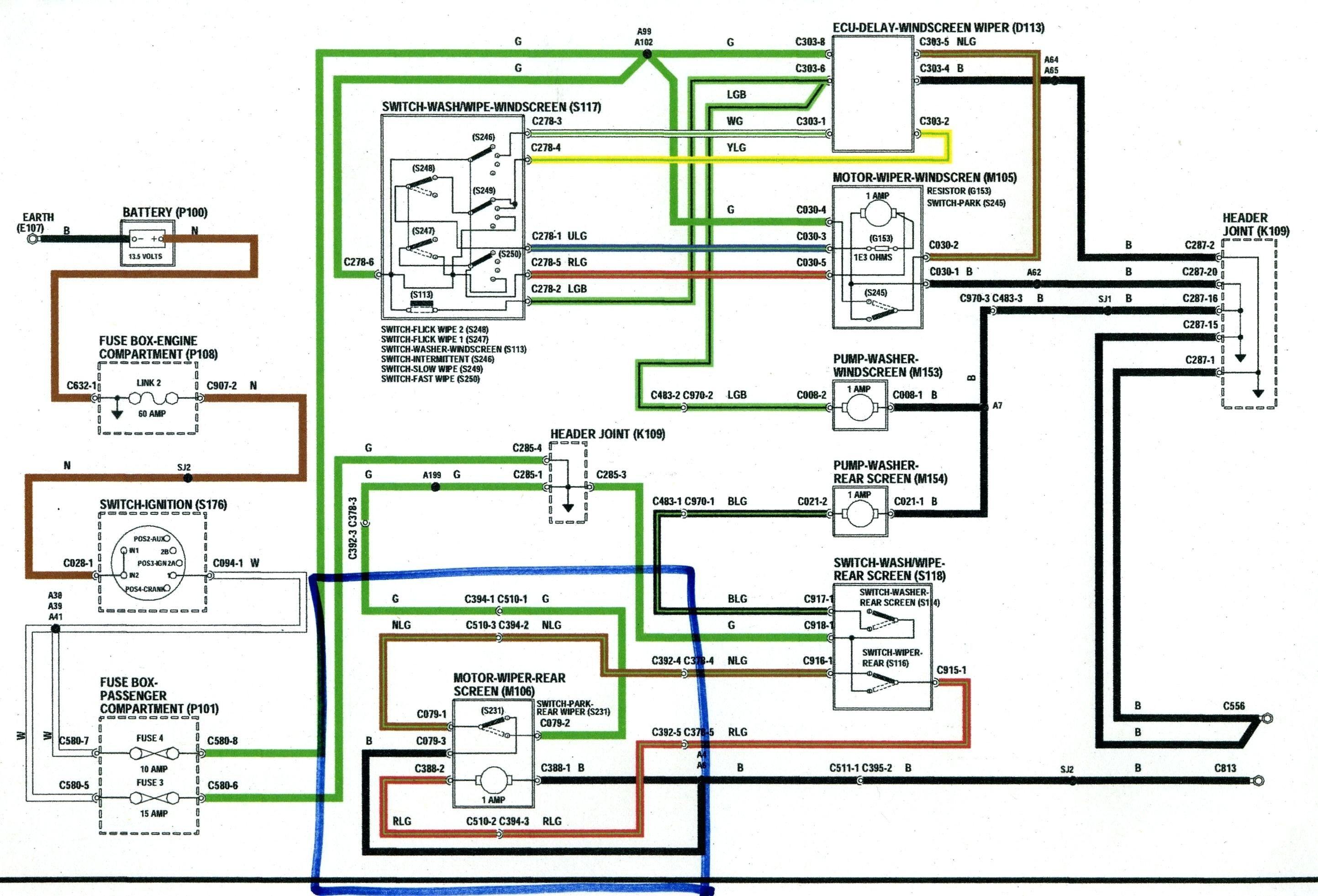 New Audi A4 B6 Wiper Wiring Diagram Diagram Diagramtemplate Diagramsample