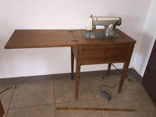 SEARS 5151 KENMORE SEWING MACHINE TABLE 32H X 26W X 18D R | Sewing ...