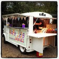 cool catering van - Google Search