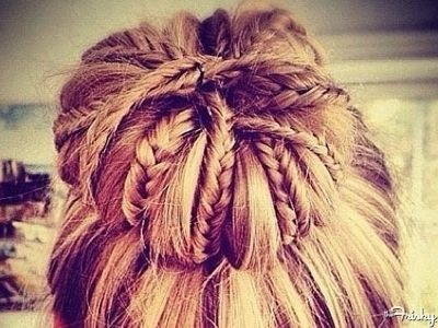 Oh My God I Love Your Hair: Sock Bun With Mini Braids