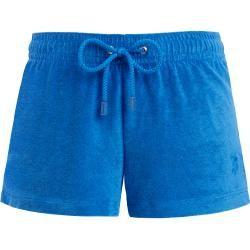 Damen Ready to Wear - Solid Frottee-Shortie für Damen ? Vilebrequin x Jcc+ ? Limitierte Serie - Shor