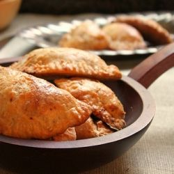 A simple, authentic Empanada Dough made by a self-proclaimed cheater! Make them savory or sweet...simply delicious!