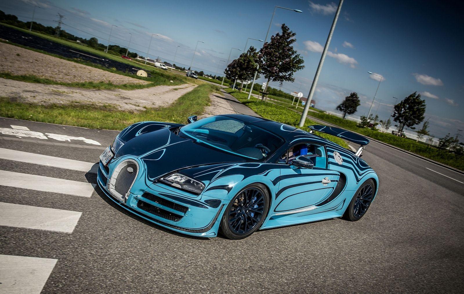 Latest Super Sport Ting U0026 Tiger Bugatti Veyron 2014