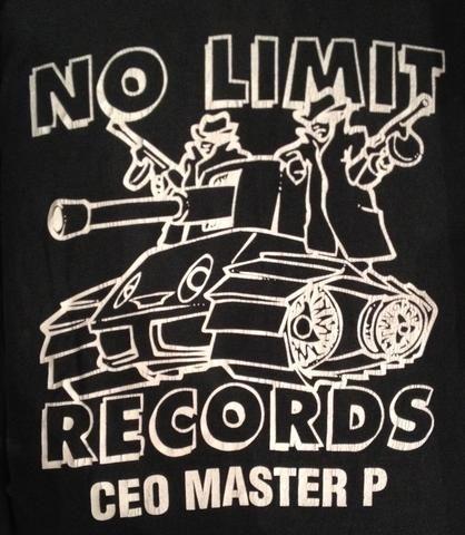Image result for no limit tank   Master p No Limit Logo Google Images