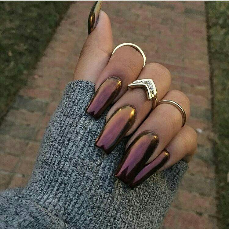 These nails are so mesmerizing | Nail art❤ | Pinterest | Nail ...