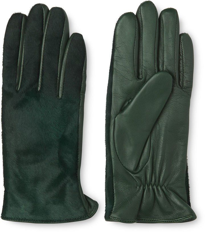 Pin for Later: 100 Editor-Approved Christmas Gifts For Everyone on Your List  Whistles Pony Front Leather Glove (£65)