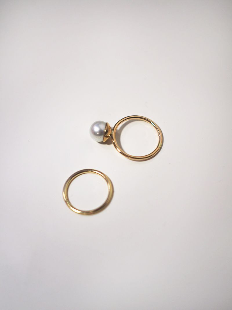 365 days with Ida   minimalistic rings