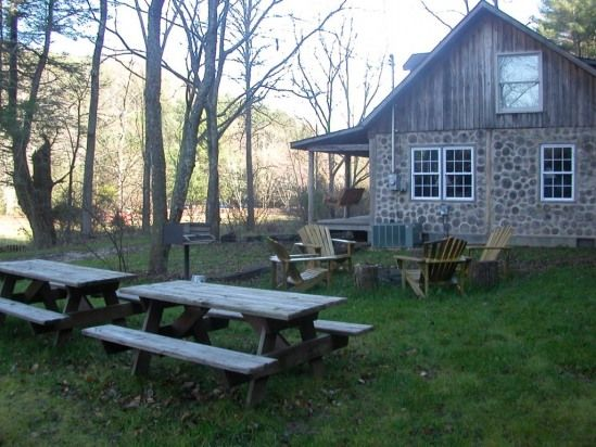 Cordwood Cabin | Country Cordwood Cabin, Butler, TN   Cabin Vacation Rentals