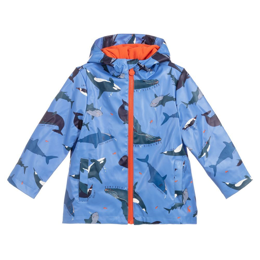 Lightweight Raincoat with Magic Pattern Toddler Kids Youth Therm Girls Boys Rain Jacket Breathable Mesh Lined