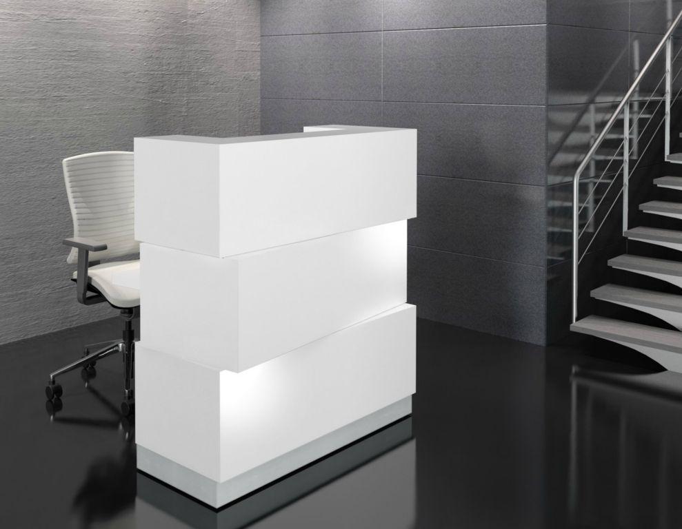 Mobili Reception ~ Recepción mostrador zen reception and hotel lobby design