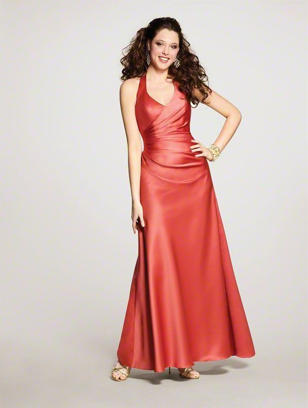 Coral bridesmaids dresses for the elegant damsels – Wedding Clan