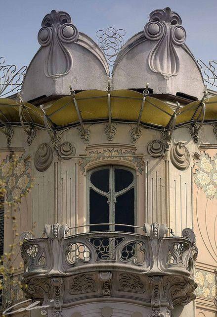 Casa lafleur in torino jv art nouveau architecture for Casa design torino