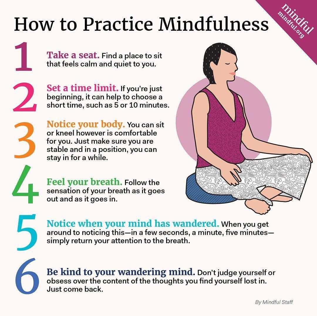 "Mindful Magazine on Instagram ""When we practice"