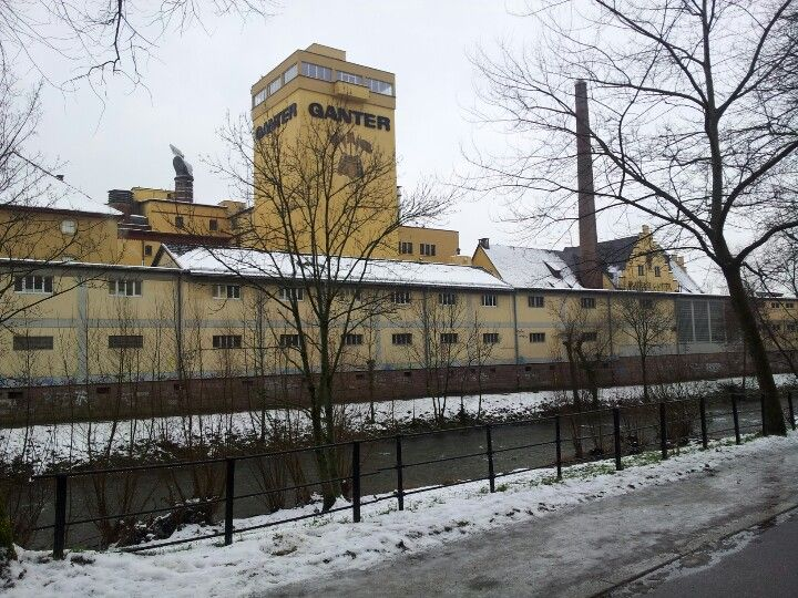 Ganter Brauerei  Freiburg