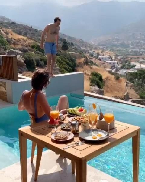 **Cheat Day Eats** Heat wave calls for a swim 🎥: @voyage_provocateur   #YourRoomService #CheatDayEat… View more on @CheatDayEats on Instagram to see more food videos and cheat on your diet 😍...What recipes and food do you crave on your Cheat Day? Do you travel and workout for your next Cheat Day and yummy food goals like me? FOLLOW @CheatDayEats - Covering Food, Travel, & Fitness -- #CheatDayEats #cheatmeal #lovefood #foodporn #bestdessert #fastfood #9gagnomnom #foodtravel #CheatDay