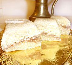 Himmlische Süßigkeiten: Turborezept: Tahini-Halva mit Honig