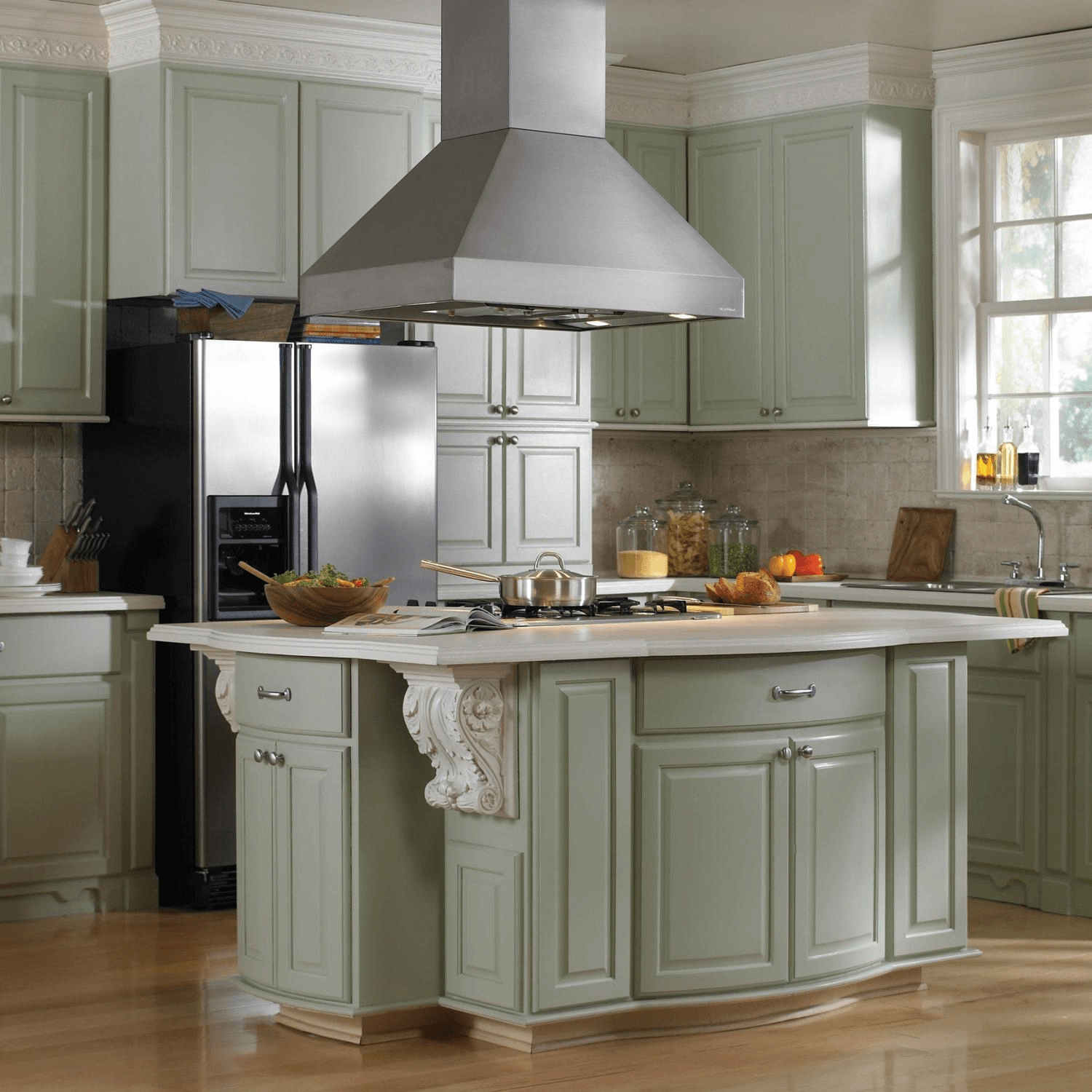 Kitchen Island Range Hoods Kitchen Island Hood Vent | Kitchen In 2019 | Kitchen