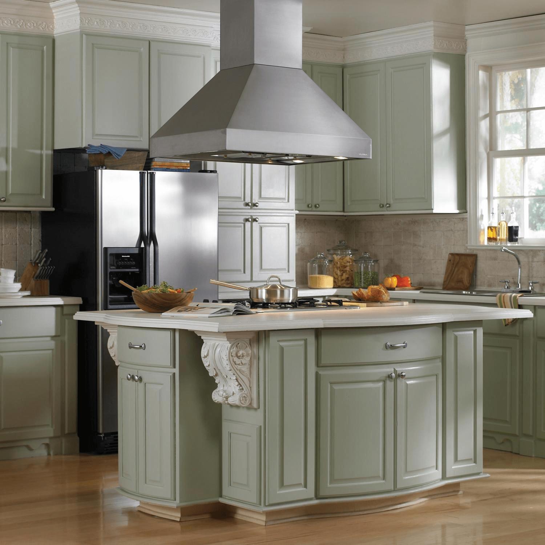 Kitchen island Vent Hood  Best Home Design 2019 by