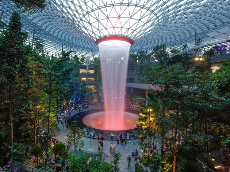 Singapore S Jewel Changi Airport Really Is Worth The Hype Changi