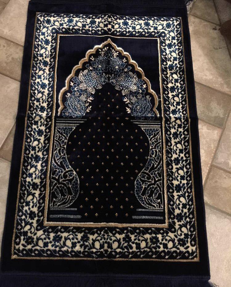 Pin Oleh Ahmed Maher Di Muslim Prayer Rug Sajadah Kompas Pemandangan