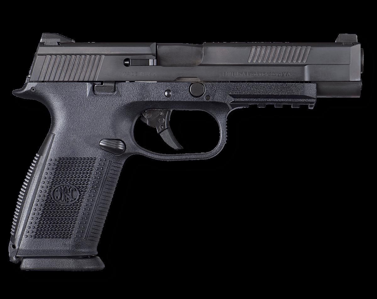 Fns 40 Longslide Hand Guns Pistol Guns