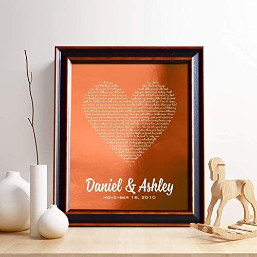 22nd Wedding Anniversary Gift Ideas: 10 Unique 7 Year Anniversary Gift Ideas