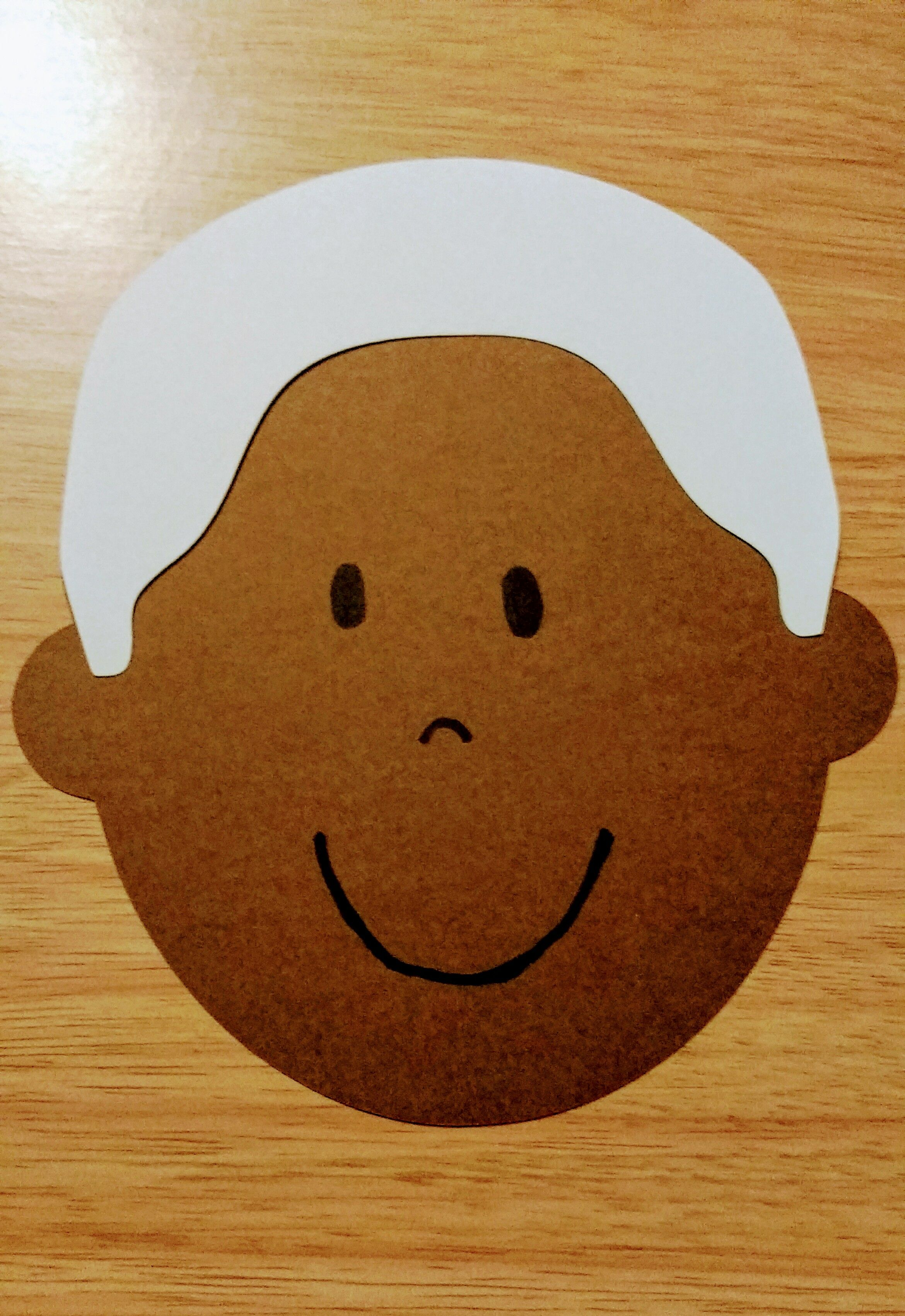 Black History Paper Craft Craftivity