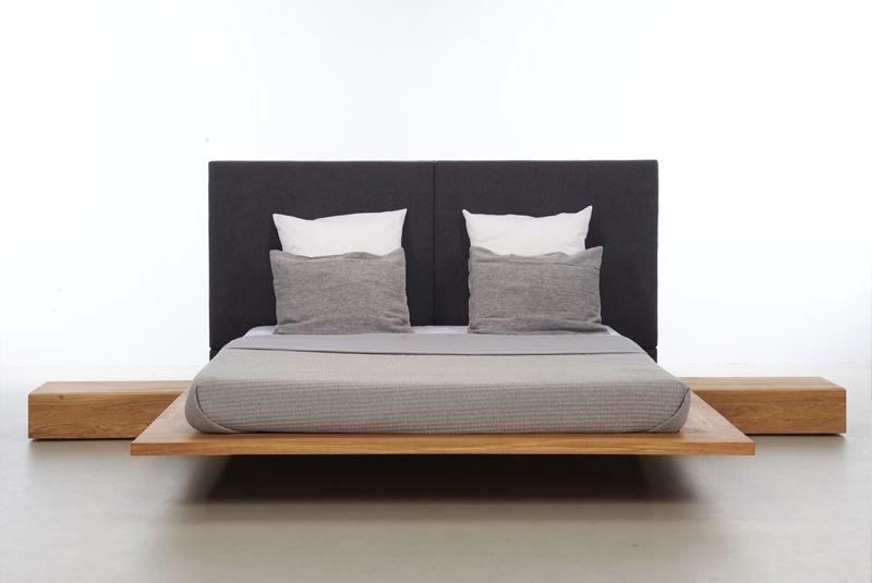 Mood 2 0 Bed Ii Mazzivo Furniture Design Ii Alder Beech Ash Oak Cherry Wood Massivholzbett Bett Ideen Bett