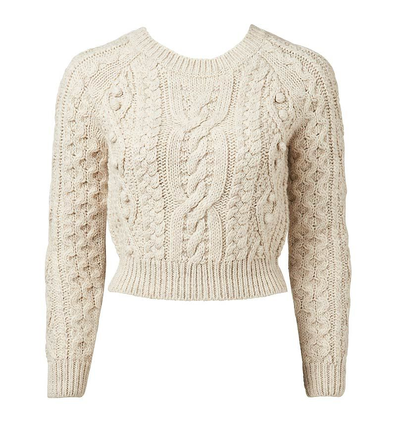Lauren Cable Sweater - Forever New