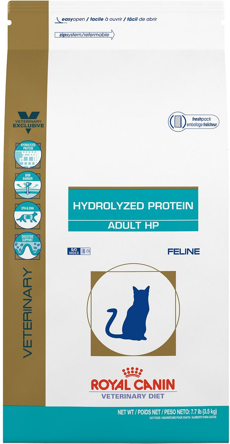 Royal Canin Veterinary Diet Hydrolyzed Protein HP Dry Cat