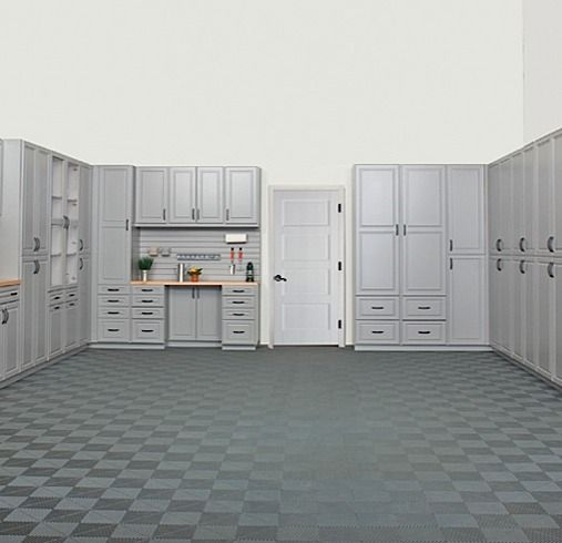 Custom Garage Closets, Garage Cabinets And Storage Organizers