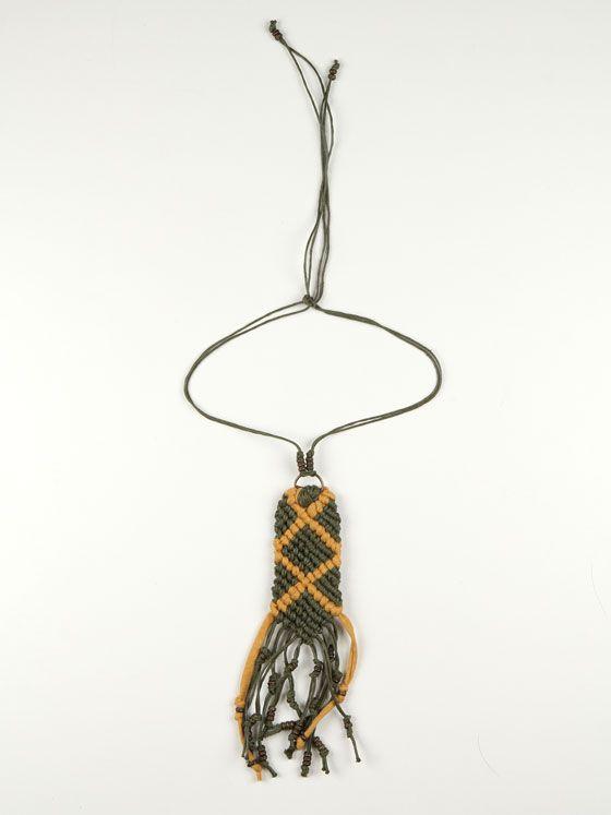 Collar handmade colección VERACRUZ