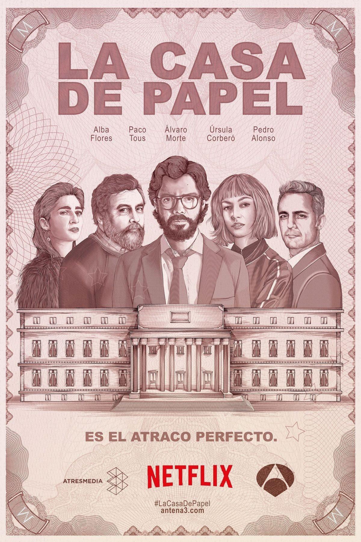 39 La Casa De Papel The Series List Pinterest All Episodes