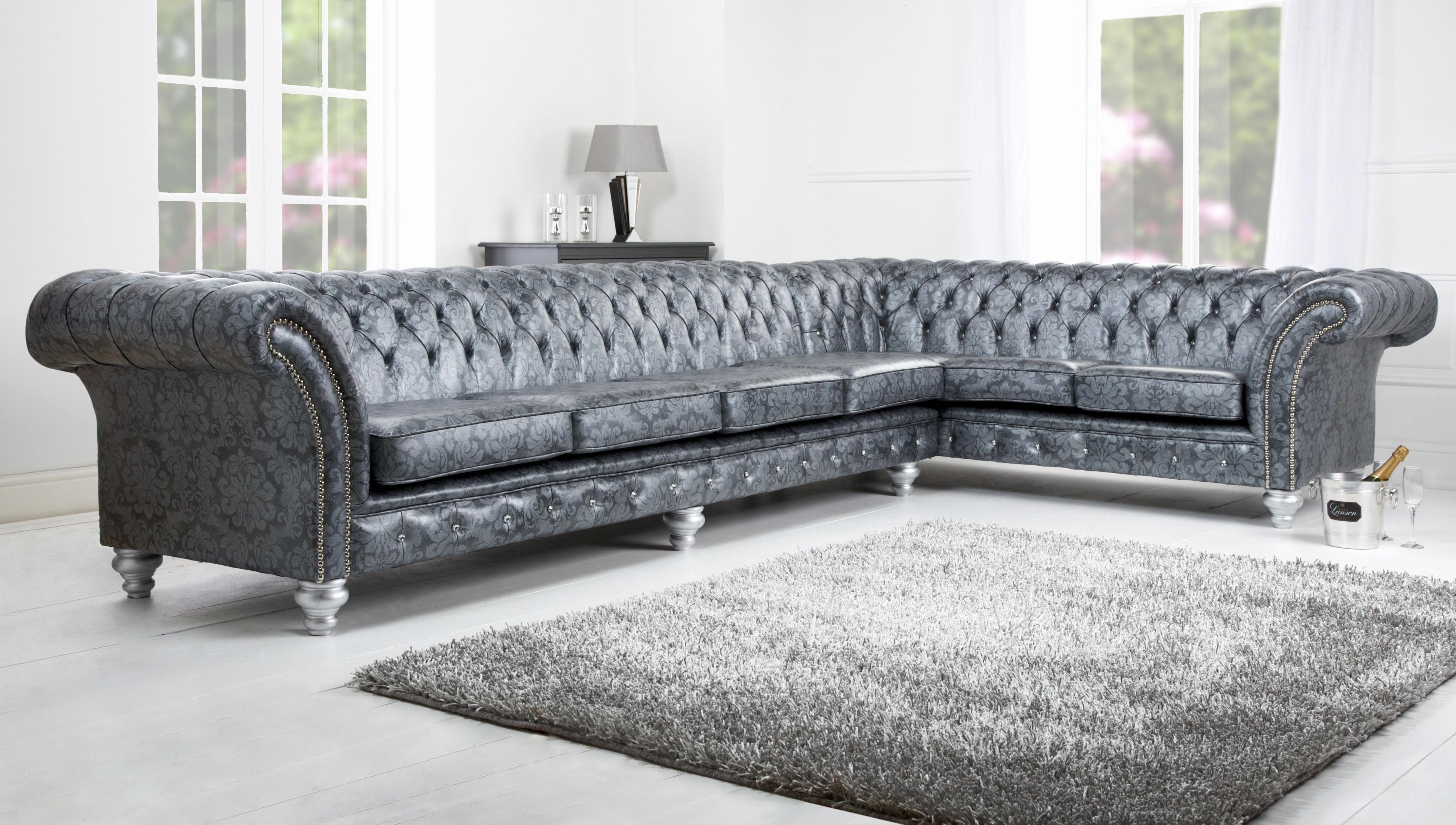 Idea Silver Leather Sofa Pictures Sofas Awesome Silver Grey Sofa
