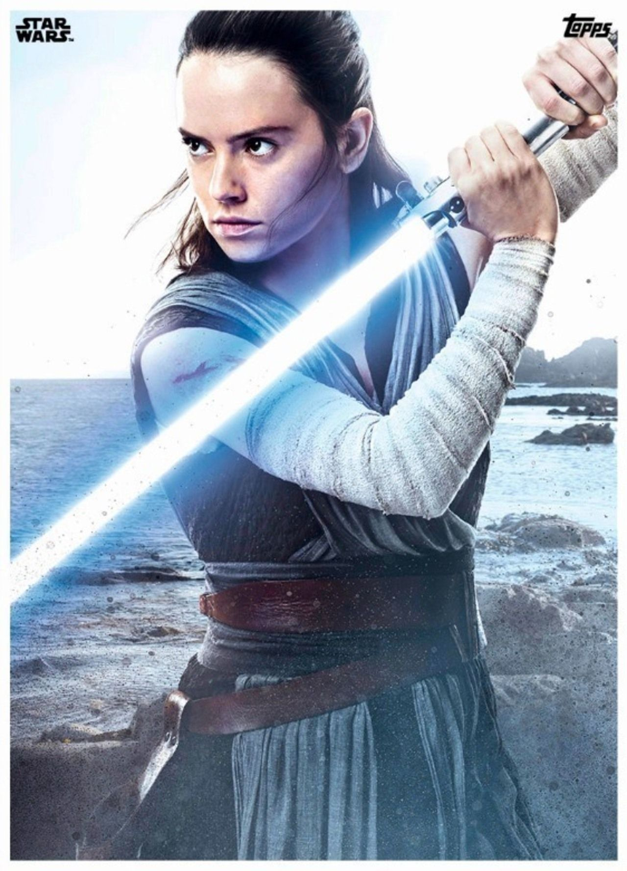 New Star Wars The Last Jedi Character Promo Images Released Rey